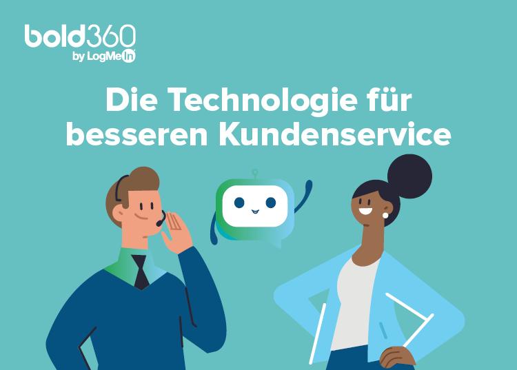 Banner mit Kundenlogo